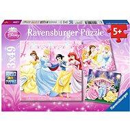 Ravensburger 92772 Disney princezny: Sněhurka