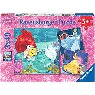 Ravensburger 93502 Disney Dobrodružství Princezny  - Puzzle