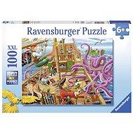 Ravensburger 109395 Pirátské dobrodružství  - Puzzle