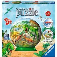 Ravensburger 3D 118380 Říše dinosaurů  - 3D puzzle