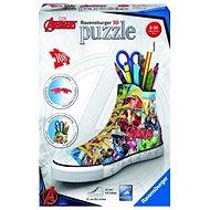 3D puzzle Ravensburger 3D 121137 Kecka Avengers  - 3D puzzle