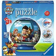 Ravensburger 3D 121861 Tlapková Patrola puzzleball