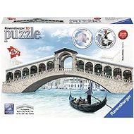 Ravensburger 3D 125180 Rialto most, Benátky
