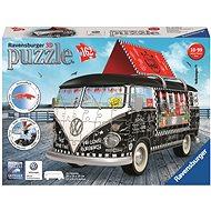 Ravensburger 3D 125258 VW Autobus pojízdné občerstvení  - 3D puzzle