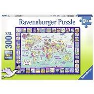 Ravensburger 131907 Pohled na zemi  - Puzzle
