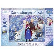 Ravensburger 136100 Disney Ledové království třiptící se sníh  - Puzzle