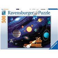 Ravensburger 147755 Planetární soustava - Puzzle