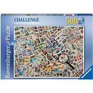 Ravensburger Známky - Puzzle