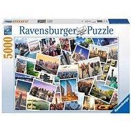 Ravensburger 174331 NY City nikdy nespí  - Puzzle