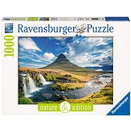 Ravensburger 195398 Vodopády Kirkjufell - Puzzle