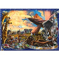 Ravensburger 197477 Disney Lví Král  - Puzzle