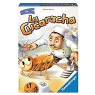 Ravensburger 211739 La Cucaracha cestovní - Společenská hra