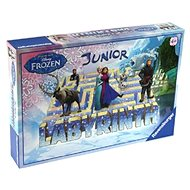 Ravensburger 211869 Labyrinth Junior Disney Ledové království  - Společenská hra