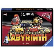 Ravensburger 213337 Labyrinth Junior Disney Auta 3 - Společenská hra