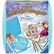 Ravensburger 299362 Disney Ledové království malá Mandala - Hra