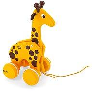 Brio 30200 Tahací žirafa - Stavebnice