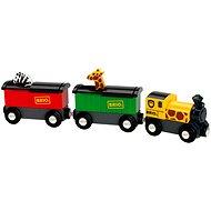 Brio World 33722 Safari vlak  - Stavebnice
