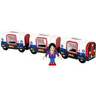 Brio World 33867 Metro vlak - Stavebnice