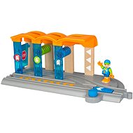 Brio World 33874 Mycí linka Smart Tech - Stavebnice