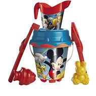 Mickey a Minnie s konvičkou - Sada na písek