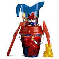Spiderman Bucket with a Jug - Sand Tool Kit