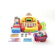 Pokladna digitální s doplňky - Vzdělávací hračka