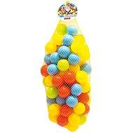 Dolu Barevné plastové míčky - 100 ks - Míčky