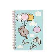 Pusheen notebook - Diář