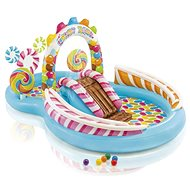 Bazén se skluzavkou  - Nafukovací bazén