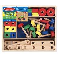 Konstrukční stavebnice - Dřevěné nářadí