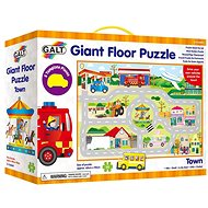City Giant Floor Puzzle - Collector's Kit