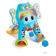 B-Kids Senzorický slon Activity - Hračka pro nejmenší