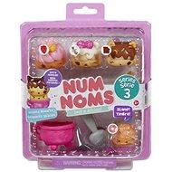 Num Noms Starter Pack Koblížky s polevou - Figurky