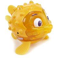 Little Tikes Svítící rybka - žlutá - Hračka do vody