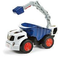 Dirt Diggers Nákladní auto s jeřábem - Auto