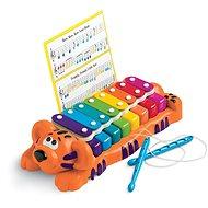 Little Tikes Tygřík klavír a xylofon - Hračka pro nejmenší