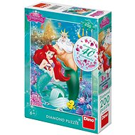 Ariel - diamond  - Puzzle