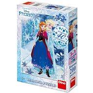 Frozen: sesterská láska - diamond - Puzzle
