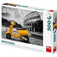 Skútr u Kolosea - Puzzle