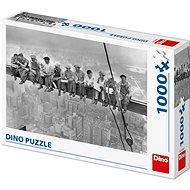 Dělníci na traverze  - Puzzle