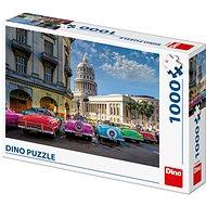Veteráni na Kubě - Puzzle