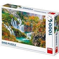 Plitvická jezera - Puzzle