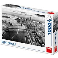 Letecký pohled na Manhattan  - Puzzle