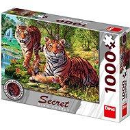 Tygři - secret collection - Puzzle