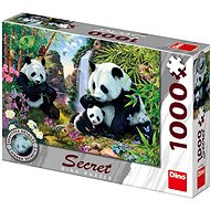 Pandy - secret collection - Puzzle