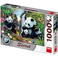 Pandy - secret collection - Puzzle