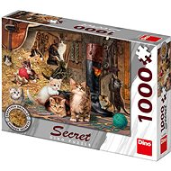 Kočičky - secret collection - Puzzle