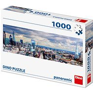 Pohled na Londýn - panoramic  - Puzzle