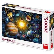 Sluneční soustava - Puzzle