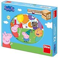 Peppa pig  - Obrázkové kostky